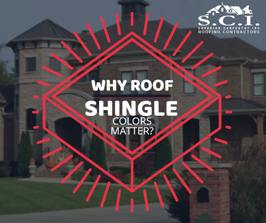 Reflective Roofing vs. Dark Roof Colors: See How Roof Shingle Colors Affect Your Energy Costs